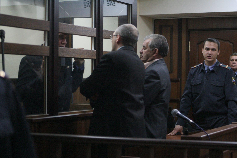 3. Арест Лысенко