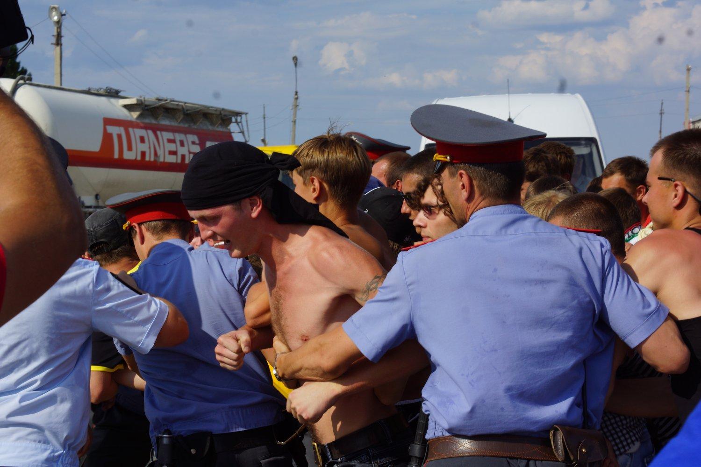 12. Волнения в Пугачеве