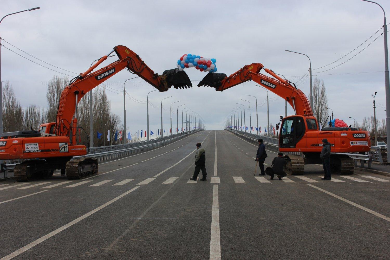 18. Открытие моста победы