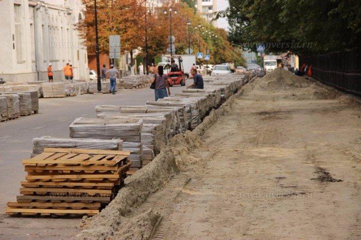 20. Открытие пешеходной зоны на Волжской