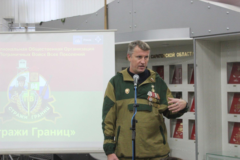 зампред партии Ветеранов России Анатолий Шостак