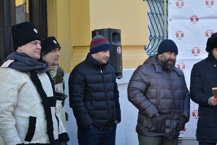 Даци Дациев и Вячеслав Максюта