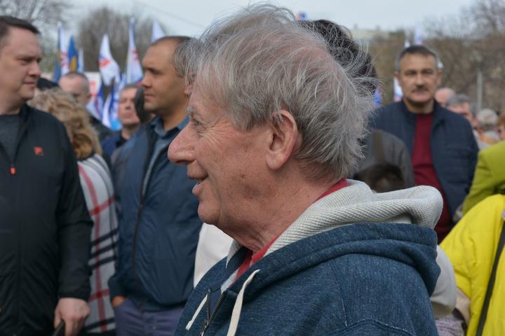 Председатель Общественной палаты Саратовской области Александр Ландо