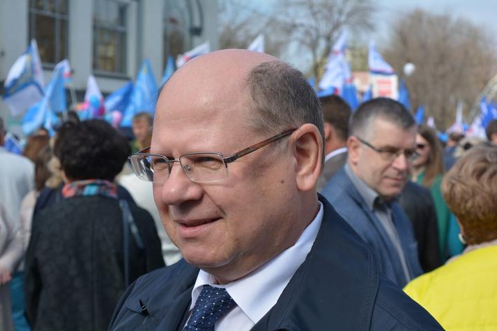 Председатель Саратовской областной думы Иван Кузьмин