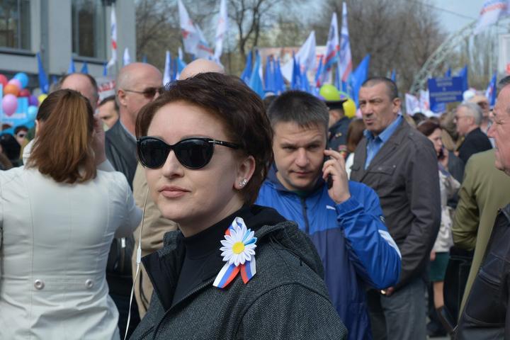 Министр занятости, труда и миграции Наталья Соколова