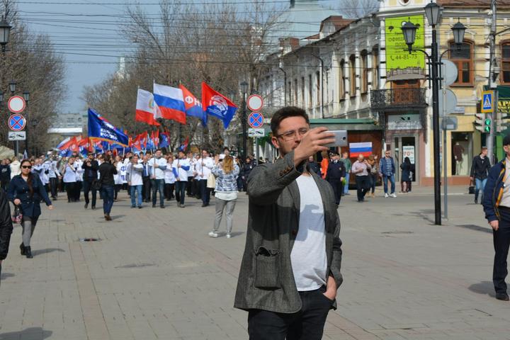 Член Общественной палаты области Всеволод Хаценко