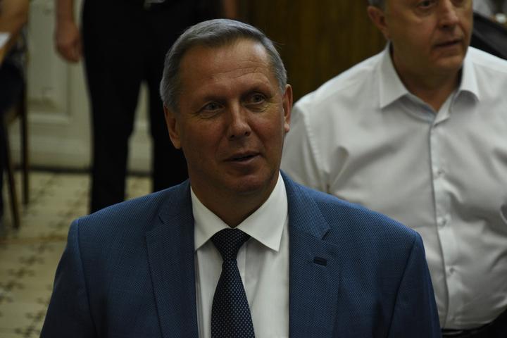 Ректор СГМУ Владимир Попков