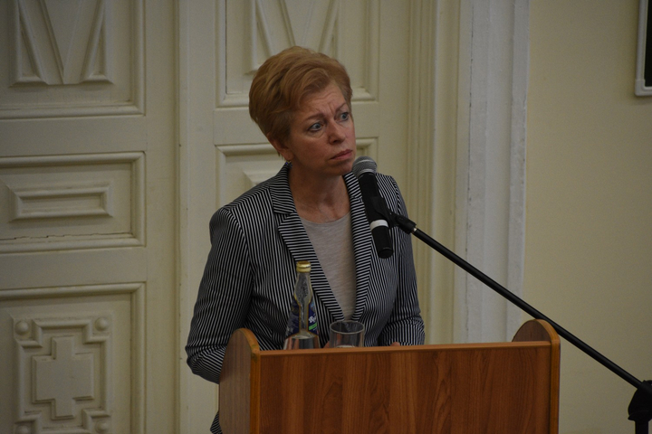 Министр здравоохранения область Наталья Мазина