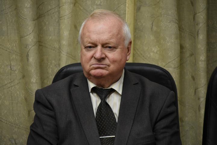 Глава Гидрометцентра по Саратовской области Болтухин Михаил Федорович