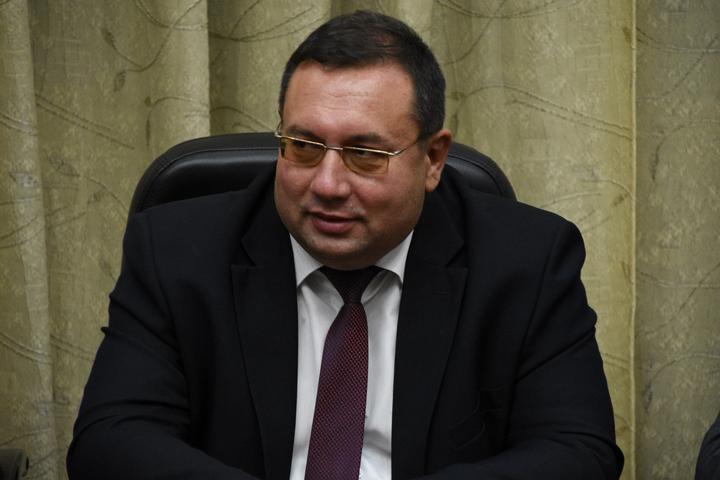 Заместитель руководителя Управления Федеральной налоговой службы по Саратовской области Белых Леонид Леонидович