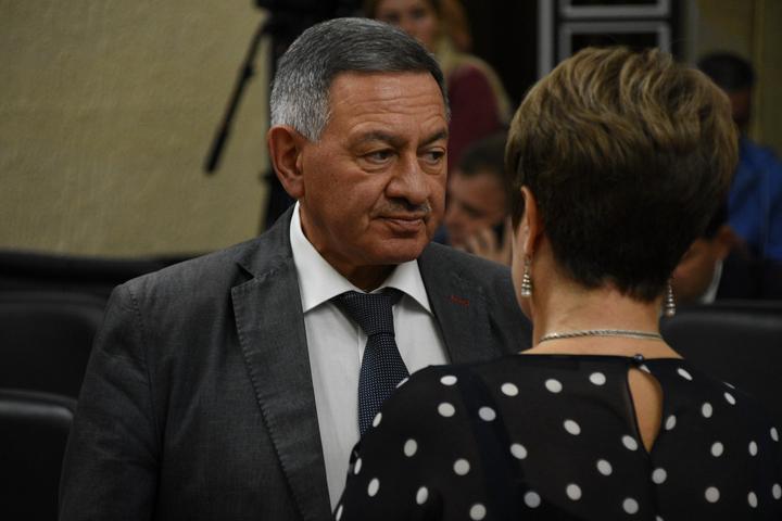 Председатель Общественной палаты Саратовской области Шинчук Борис Леонидович