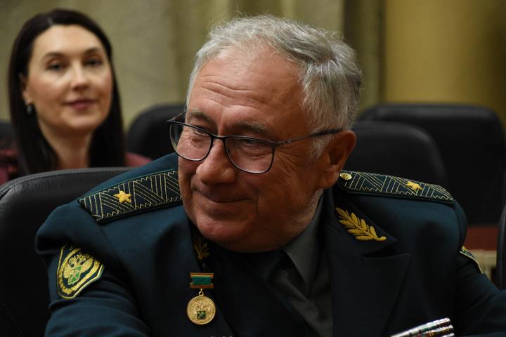 Начальник Саратовской таможник Овсянников Сергей Александрович