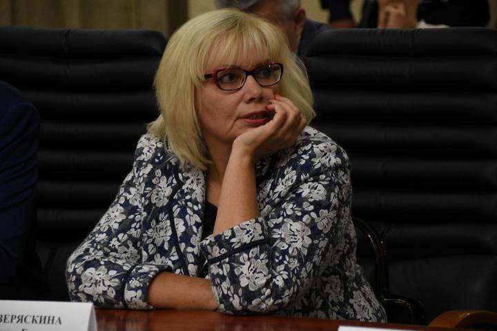 Председатель IV судебного состава судебной коллегии по рассмотрению споров, возникающих из административных правоотношений Веряскина Светлана Геннадиевна<br />