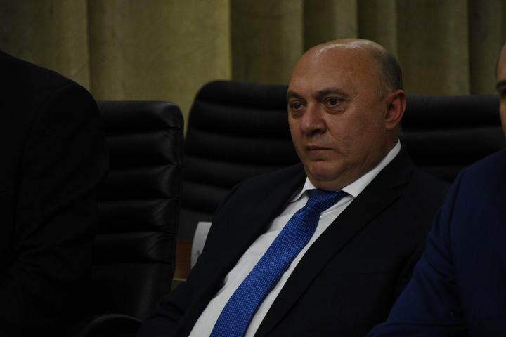 Начальник управления Судебного департамента в Саратовской области Ефименко Владислав Вадимович