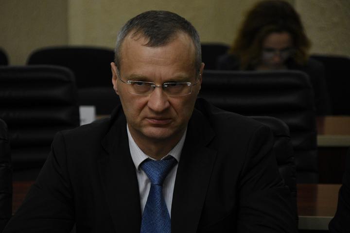 Председатель Арбитражного суда по Саратовской области Горябин Алексей Анатольевич