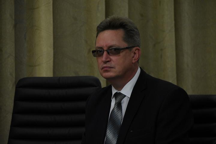 Председатель квалификационной коллегии судей Саратовской области Глухов Александр Владимирович