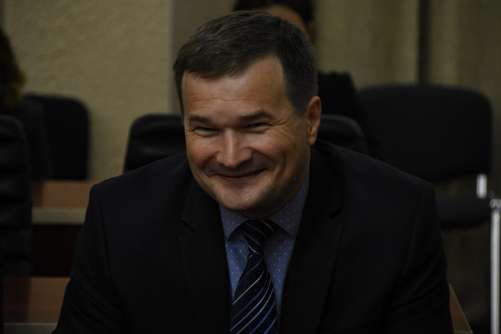 Зампред Саратовского областного суда Ляпин Олег Михайлович