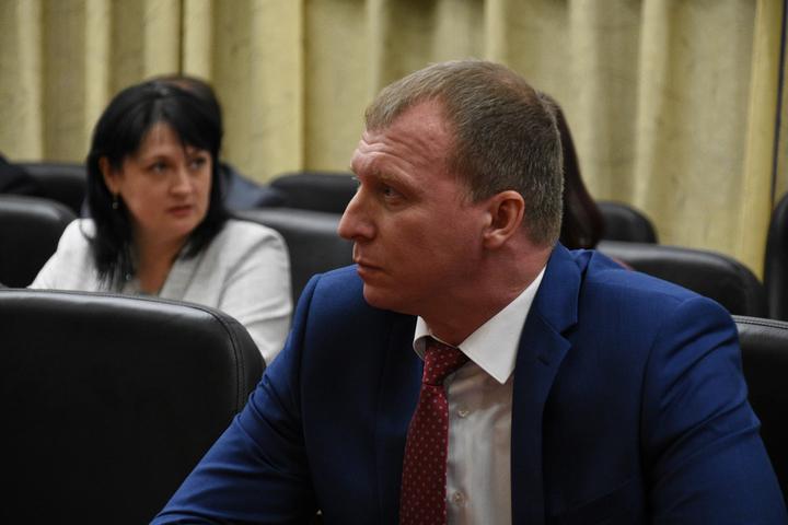 Руководитель УФССП по Саратовской области Решетняк Илья Николаевич