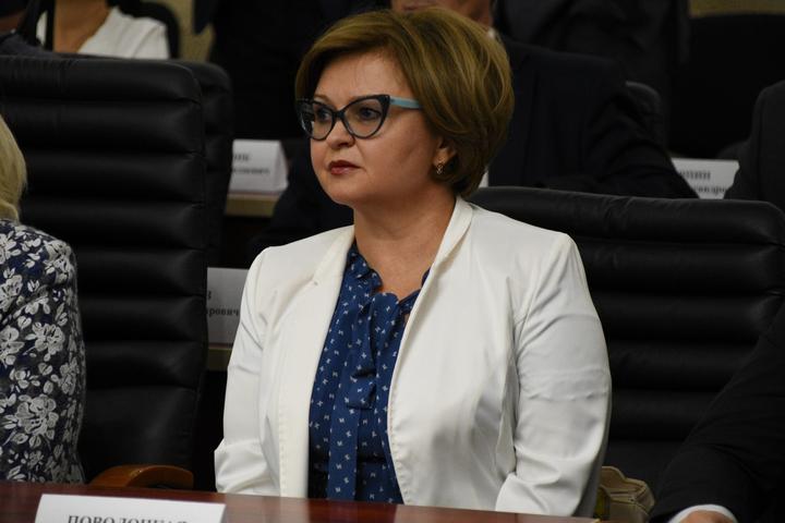 Зампред первого кассационного суда Поволоцкая Ирина Анатольевна