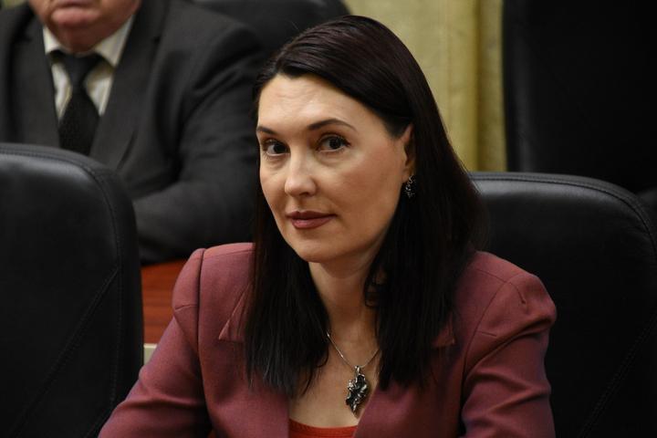 Врио руководителя Управления Федерального казначейства по Саратовской области Мартьянова Вера Александровна