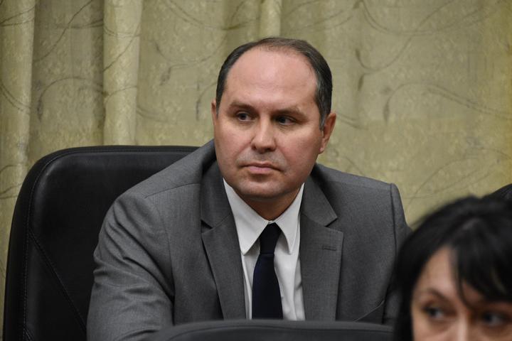 Руководитель Государственной инспекции труда Санников Алексей Сергеевич