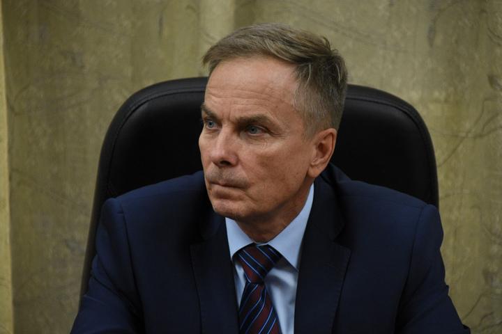 Глава ТФОМС по Саратовской области Заречнев Сергей Михайлович
