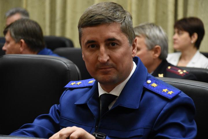 Прокурор Саратовской области Филипенко Сергей Владимирович