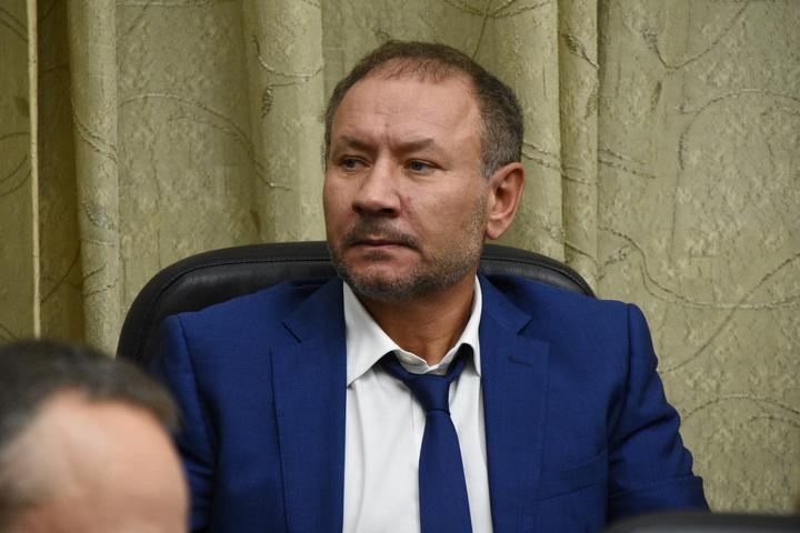 Глава регионального подразделения Ростехнадзора Бурлин Сергей Александрович