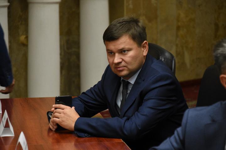 Глава Энгельсского района Тепин Дмитрий Валентинович