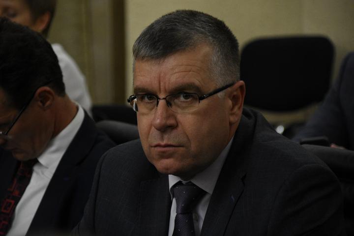 Проректор по учебной работе СГУ Малинский Игорь Герикович