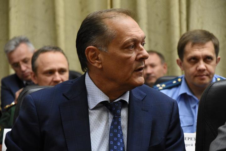 Вице-губернатор - председатель правительства Саратовской области Стрелюхин Александр Михайлович