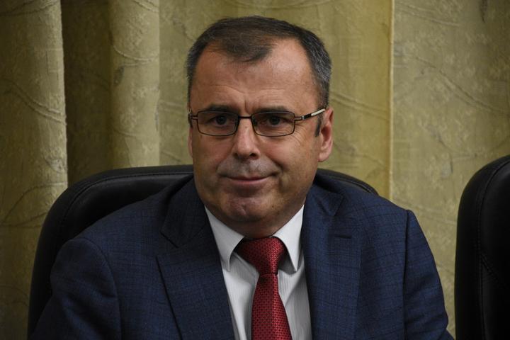 Заместитель руководителя Территориального управления Росимущества по Саратовской области Басюк Борис Михайлович