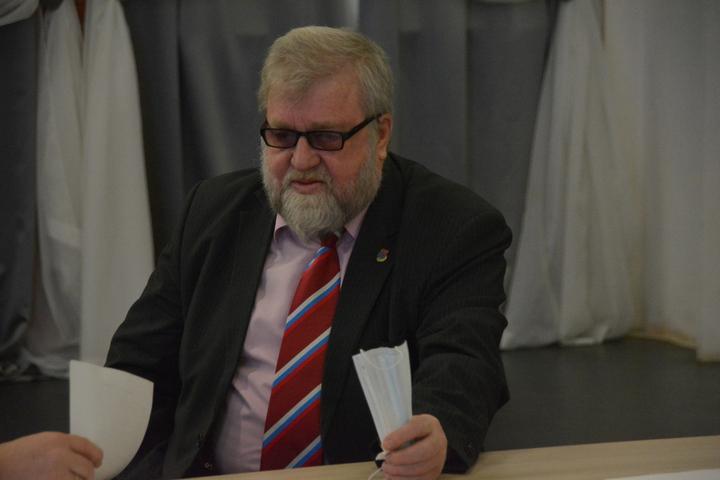 Экс-депутат Саратовской городской думы, член Общественной палаты Саратовской области Александр Ванцов