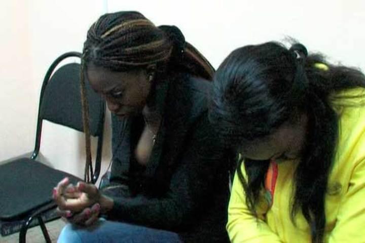 африканские проститутки в россии переодевшись