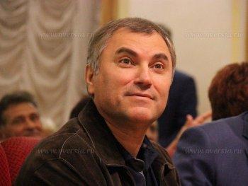 Вячеслав Володин назвал объем дорожного фонда, необходимого Саратовской области