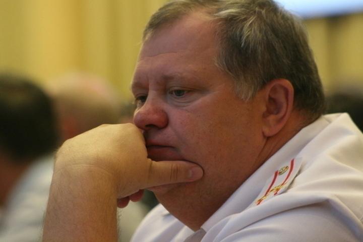 Источник: начальник саратовского УГИБДД Павел Рогов ушел в отпуск с последующим увольнением