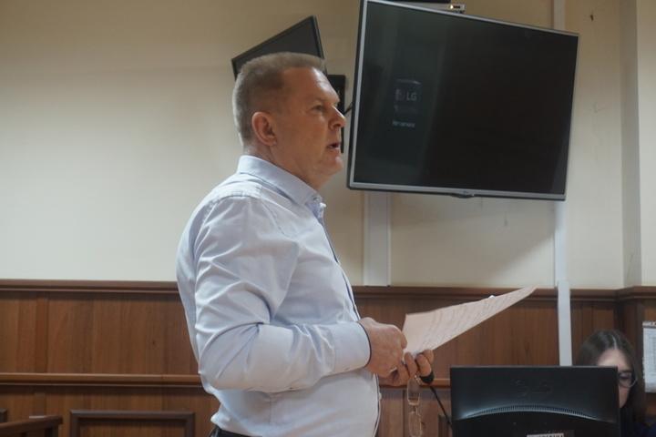 Экс-банкир Олег Коргунов отпущен из-под домашнего ареста
