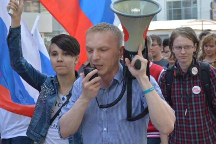 Глава штаба Алексея Навального возглавил саратовское отделение партии «Россия будущего»