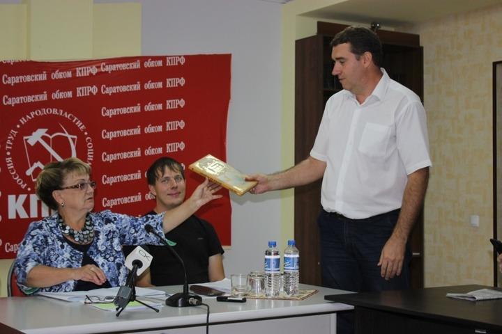 Названы вероятные преемники коммунистки Ольги Алимовой в областной думе