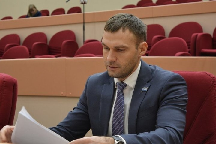 Депутат Сергей Улегин покинет пост главы общественного совета при министерстве спорта — ИА «Версия-Саратов»
