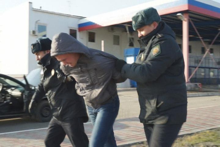 В Озинках пограничники поймали иностранного экстремиста