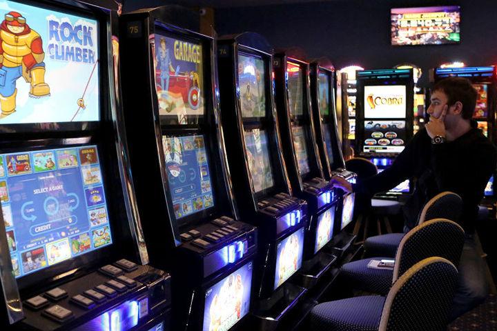 Игровой автомат oliver