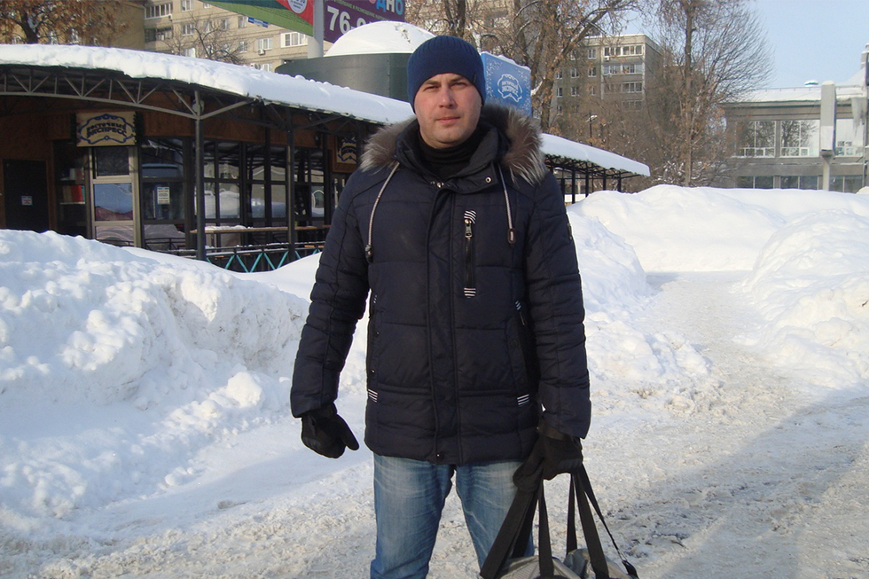 Александр Юшин / © ИА «Версия-Саратов»