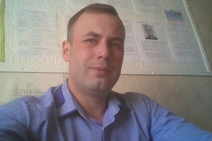Александр Юшин