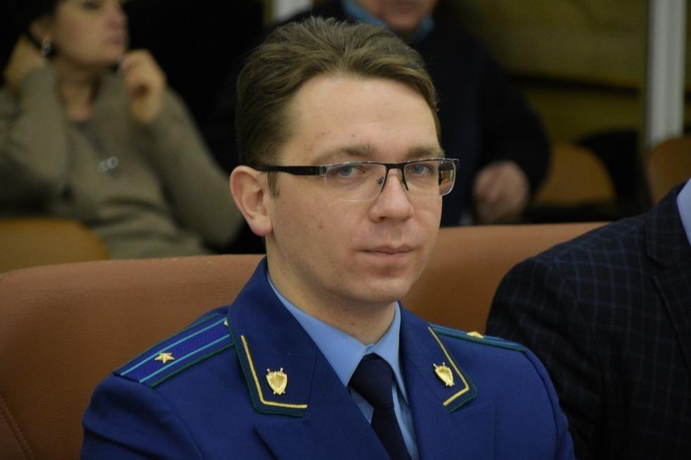 статус помощника прокурора