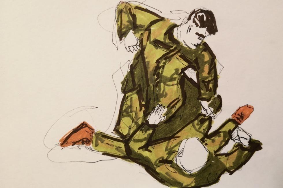 Иерархия в армии россии дух