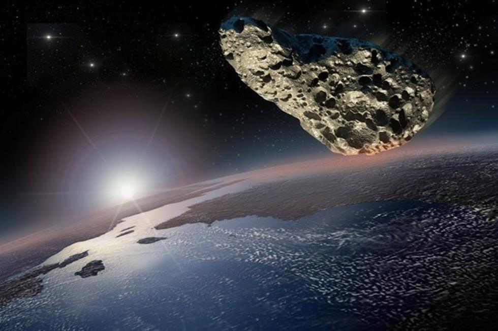 Астероид размером с футбольное поле приблизится к нашей планете.