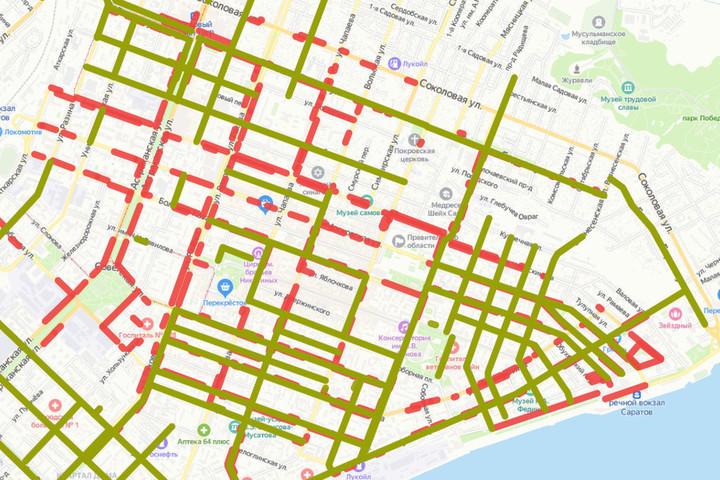Саратовские общественники перечислили улицы, на которых планируется почти тотальная вырубка деревьев