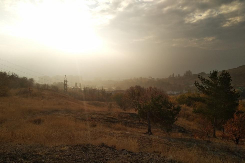 «Ярко выраженный аномальный период»: глава саратовского гидрометцентра рассказал о необычном октябре и связал это с глобальным потеплением