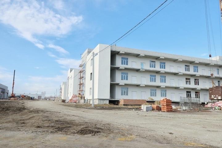 Володин отругал саратовских чиновников за то, что до сих пор не освоены 125 миллионов на строительство инфекционного центра
